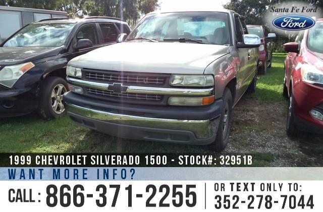 1999 Chevrolet Silverado 1500 - 190K Miles - On-Site