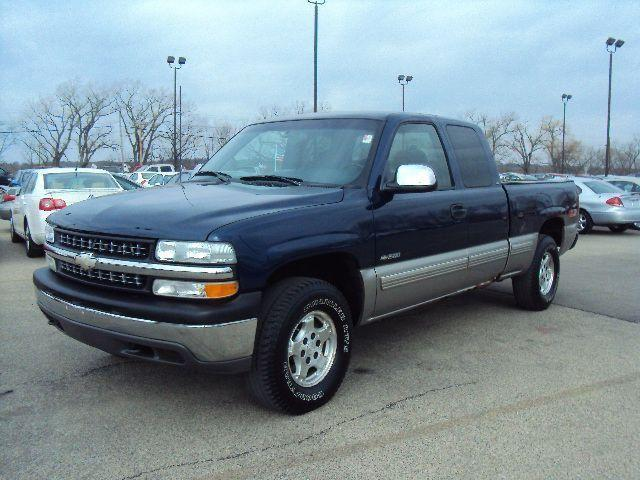 1999 chevrolet silverado 1500 ls for sale in pekin illinois classified. Black Bedroom Furniture Sets. Home Design Ideas