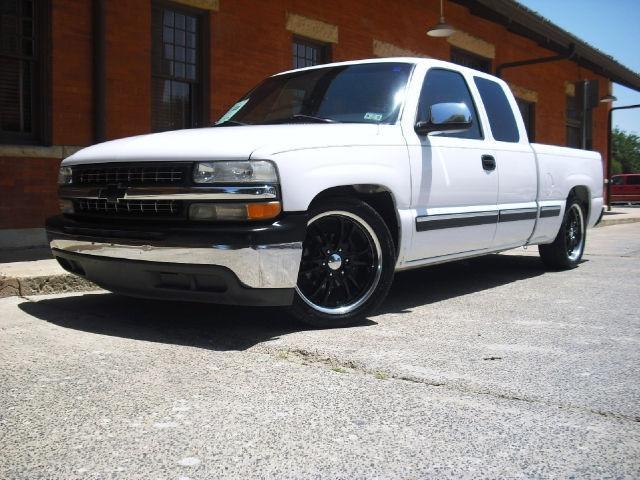 silverado 1999 cab 1500 chevrolet extended trasera tapa americanlisted ls lujo moldura superior