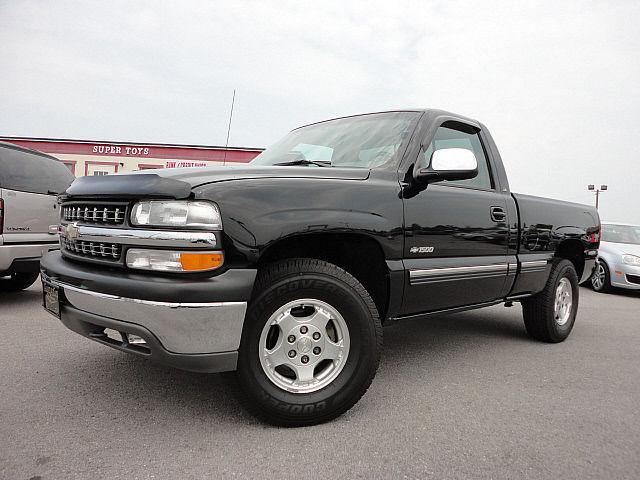 1999 chevrolet silverado 1500 ls for sale in chattanooga tennessee classified. Black Bedroom Furniture Sets. Home Design Ideas