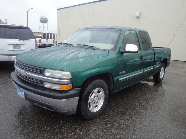 1999 chevrolet silverado 1500 ls for sale in aitkin minnesota classified. Black Bedroom Furniture Sets. Home Design Ideas