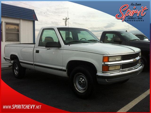 1999 Chevrolet Silverado 2500 for Sale in Harrodsburg, Kentucky Classified | AmericanListed.com