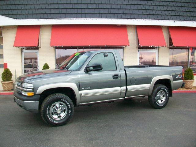 1999 chevrolet silverado 2500 ls for sale in middleton wisconsin classified. Black Bedroom Furniture Sets. Home Design Ideas