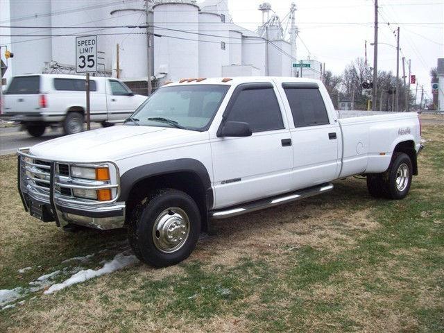 1999 Chevrolet Silverado 3500 For Sale In Nashville