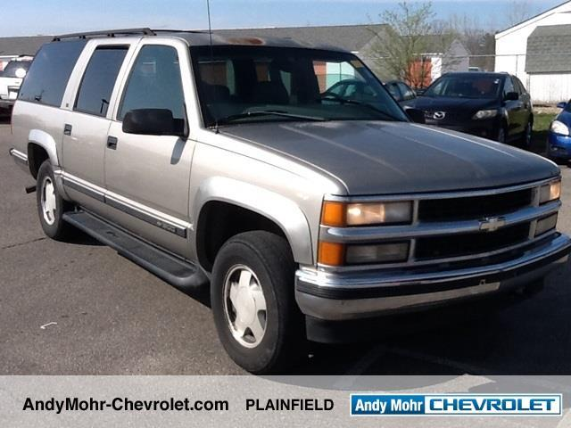 1999 chevrolet suburban k1500 4dr k1500 4wd suv for sale in cartersburg indiana classified. Black Bedroom Furniture Sets. Home Design Ideas