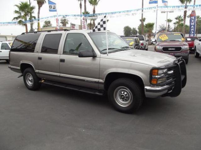 1999 chevrolet suburban for sale in norco california classified. Black Bedroom Furniture Sets. Home Design Ideas