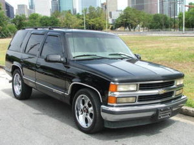 1999 chevrolet tahoe for sale in houston texas classified. Black Bedroom Furniture Sets. Home Design Ideas