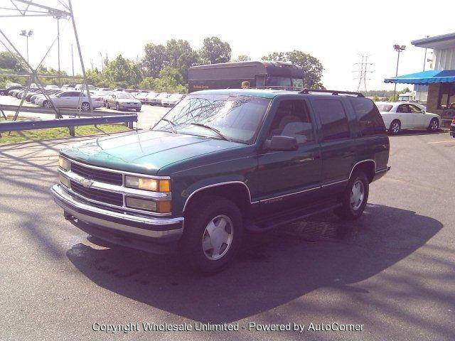 1999 chevrolet tahoe for sale in memphis tennessee. Black Bedroom Furniture Sets. Home Design Ideas