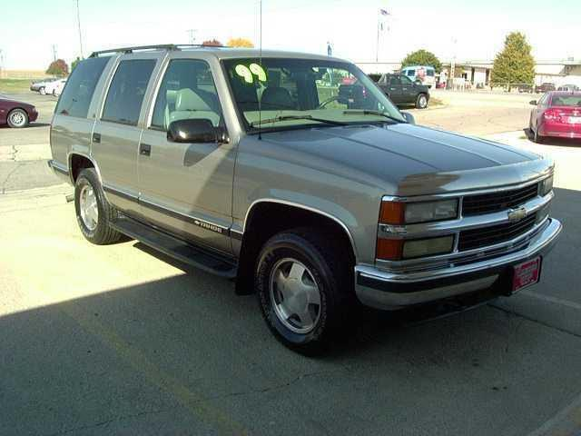 1999 chevrolet tahoe ls for sale in garner iowa. Black Bedroom Furniture Sets. Home Design Ideas