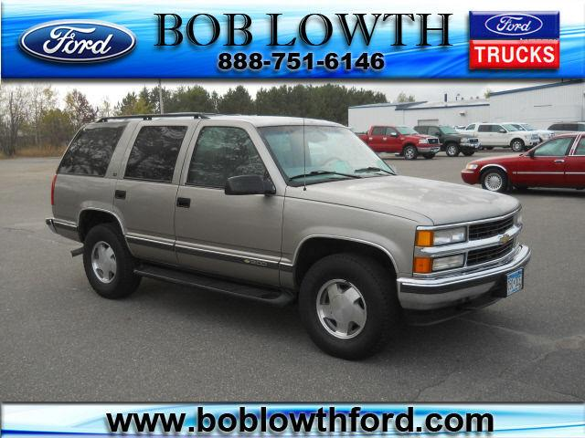 1999 chevrolet tahoe ls for sale in bemidji minnesota classified. Black Bedroom Furniture Sets. Home Design Ideas