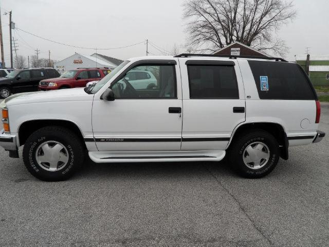 1999 chevrolet tahoe z71 for sale in cloverdale indiana classified. Black Bedroom Furniture Sets. Home Design Ideas