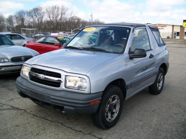 1999 chevrolet tracker for sale in mchenry illinois. Black Bedroom Furniture Sets. Home Design Ideas