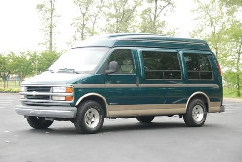 1999 Chevy Express 1500