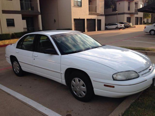 1999 chevy lumina excellent condition runs 100 perfect clean tx title for sale in plano texas classified americanlisted com plano americanlisted classifieds
