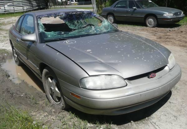 1999 Chevy Monte Carlo Parts