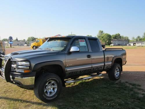 1999 chevy silverado 1500 4x4 for sale in riplinger wisconsin classified. Black Bedroom Furniture Sets. Home Design Ideas