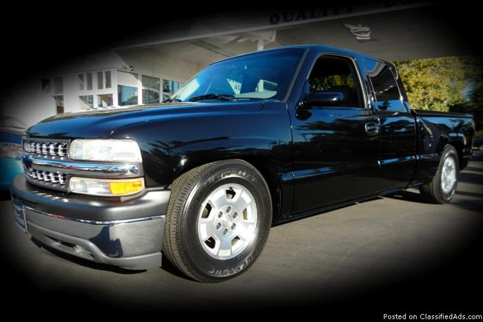 1999 chevy silverado 1500 lt for sale in chico california classified. Black Bedroom Furniture Sets. Home Design Ideas