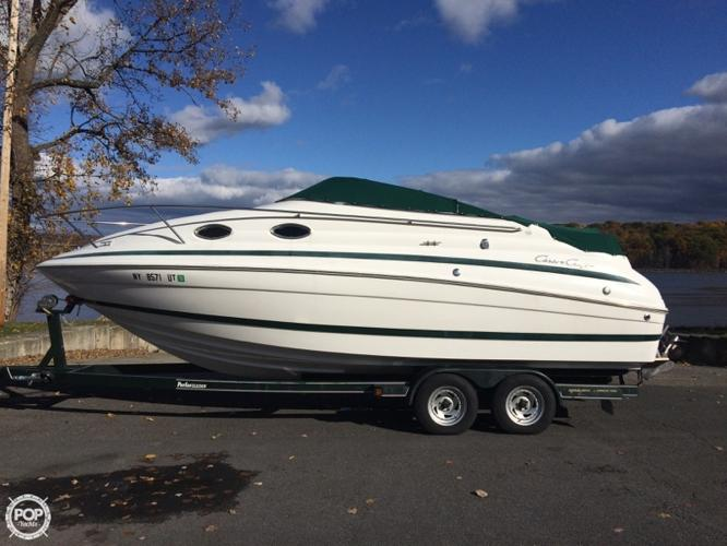 1999 chris craft 240 express cruiser for sale in hudson for Chris craft express cruiser for sale