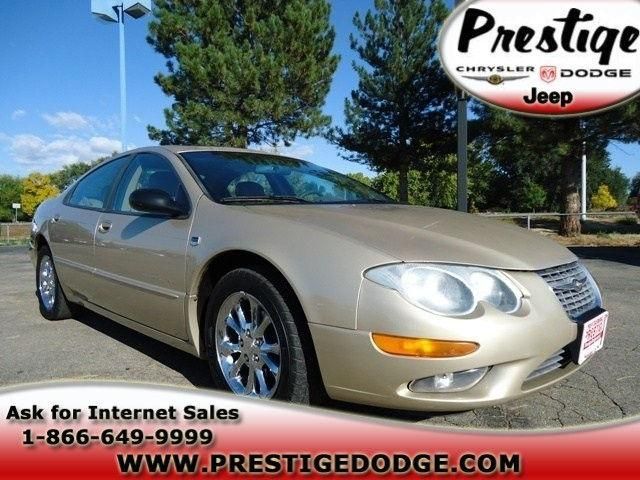 1999 chrysler 300m for sale in longmont colorado classified. Black Bedroom Furniture Sets. Home Design Ideas