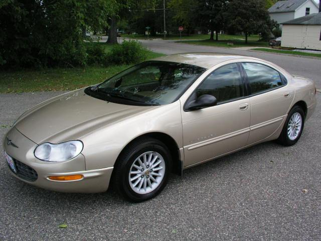 1999 chrysler concorde lx for sale in portage wisconsin classified. Cars Review. Best American Auto & Cars Review