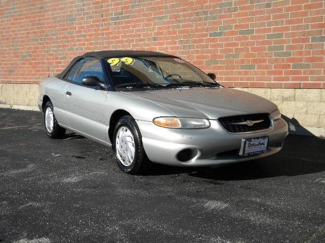 1999 Chrysler Sebring JX