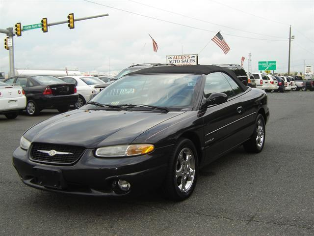 1999 chrysler sebring jxi for sale in fredericksburg. Black Bedroom Furniture Sets. Home Design Ideas