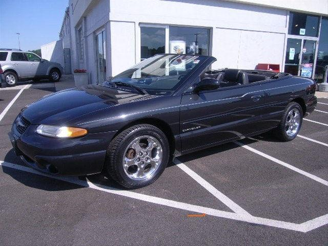 1999 chrysler sebring jxi for sale in burns harbor. Black Bedroom Furniture Sets. Home Design Ideas