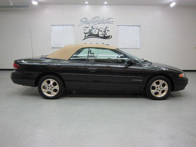 1999 chrysler sebring jxi for sale in sioux falls south. Black Bedroom Furniture Sets. Home Design Ideas
