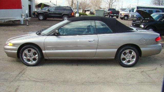 1999 chrysler sebring jxi for sale in clinton township. Cars Review. Best American Auto & Cars Review