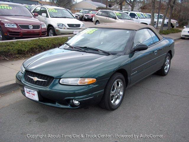 1999 chrysler sebring jxi for sale in englewood colorado. Black Bedroom Furniture Sets. Home Design Ideas
