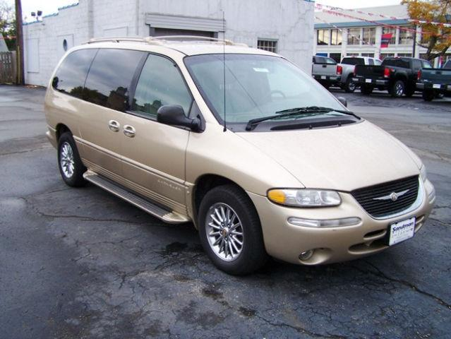1999 chrysler town country limited for sale in shelbyville indiana classified. Black Bedroom Furniture Sets. Home Design Ideas