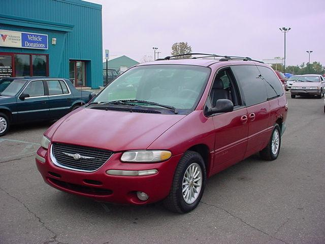 1999 chrysler town country lx for sale in pontiac michigan classified. Black Bedroom Furniture Sets. Home Design Ideas