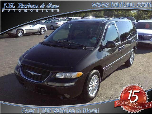 1999 chrysler town country lxi for sale in cedarville illinois classified. Black Bedroom Furniture Sets. Home Design Ideas