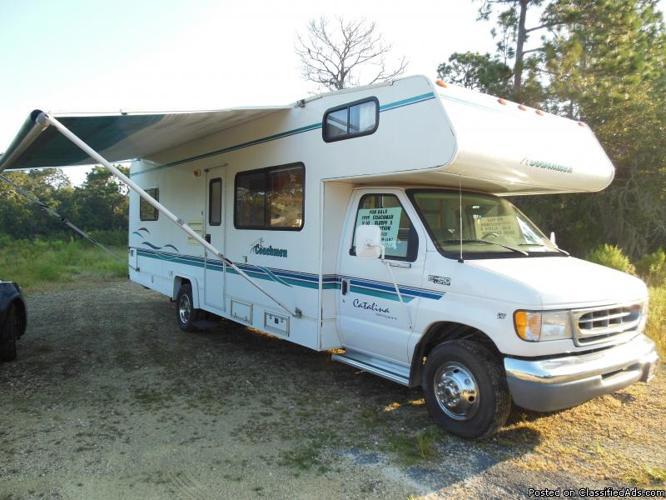 1999 Coachman motorhome