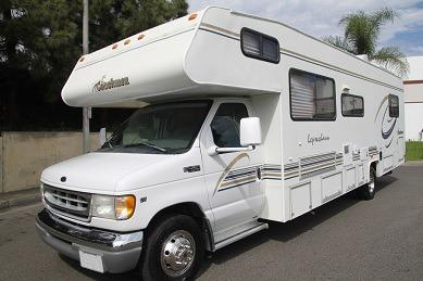 1999 Coachmen Leprechaun 305 MB