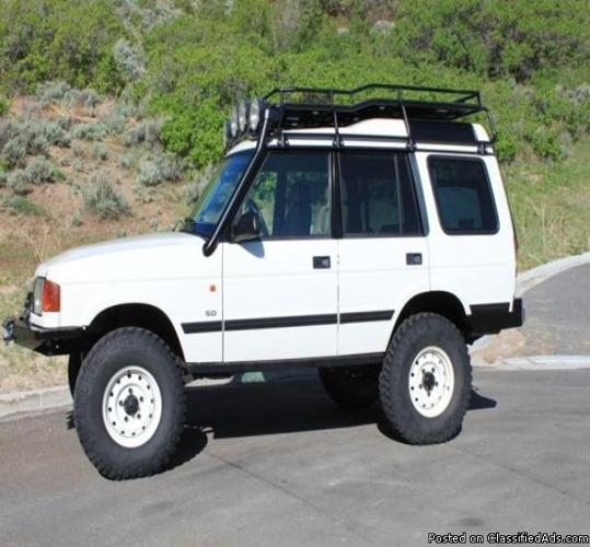 1999 Discovery For Sale In Bothwell, Utah Classified