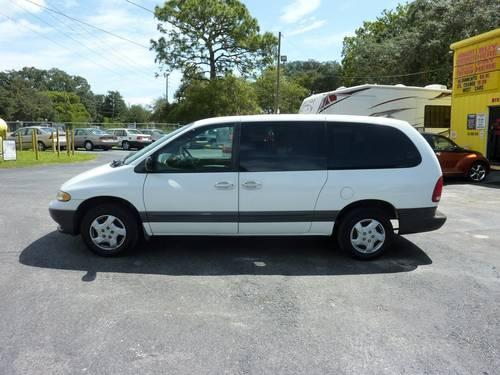 1999 dodge caravan no credit no problem for sale in. Black Bedroom Furniture Sets. Home Design Ideas