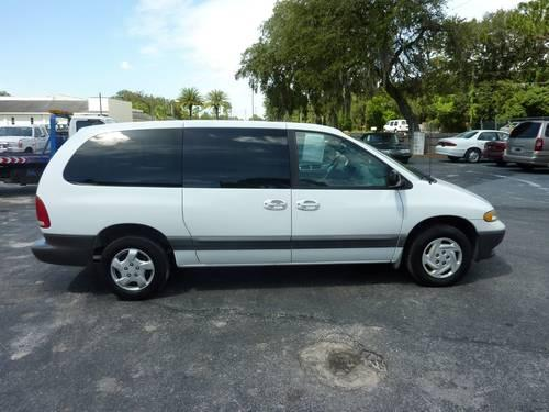1999 dodge caravan no credt no problem new tires for sale. Black Bedroom Furniture Sets. Home Design Ideas