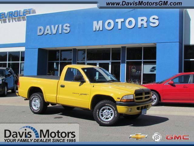 1999 Dodge Dakota For Sale In Litchfield Minnesota