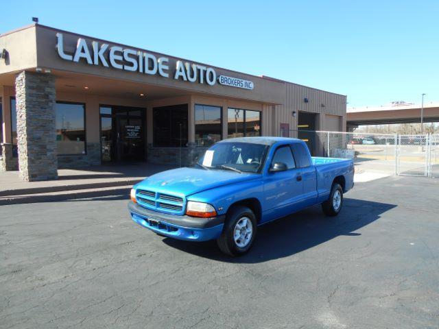 1999 Dodge Dakota SLT 2dr SLT Extended Cab SB