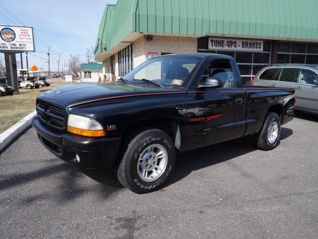 1999 dodge dakota sport vincentown nj for sale in indian. Black Bedroom Furniture Sets. Home Design Ideas