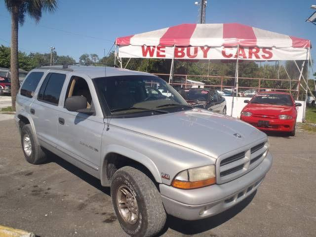 1999 dodge durango base for sale in clearwater florida classified. Black Bedroom Furniture Sets. Home Design Ideas