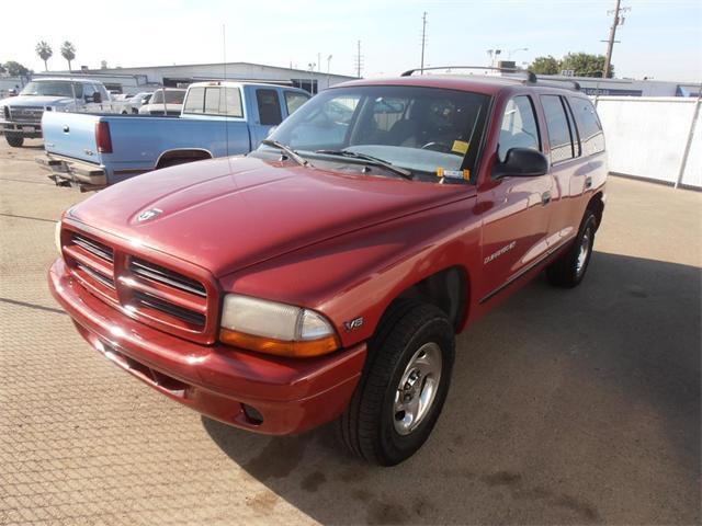 1999 Dodge Durango Base For In Hanford California