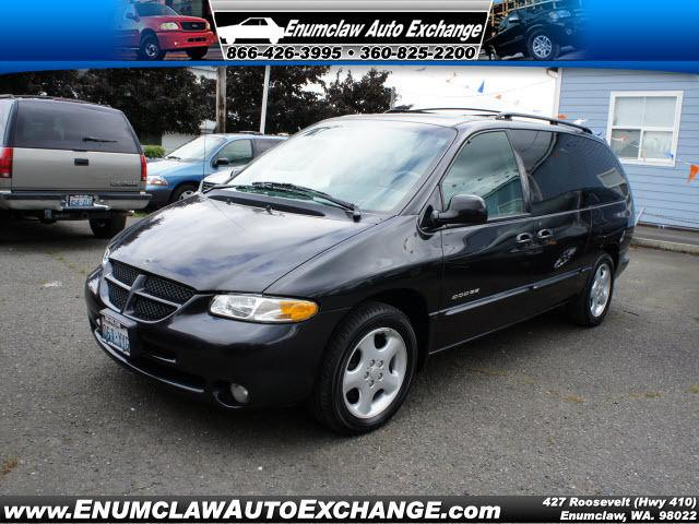 1999 dodge grand caravan es for sale in enumclaw. Black Bedroom Furniture Sets. Home Design Ideas