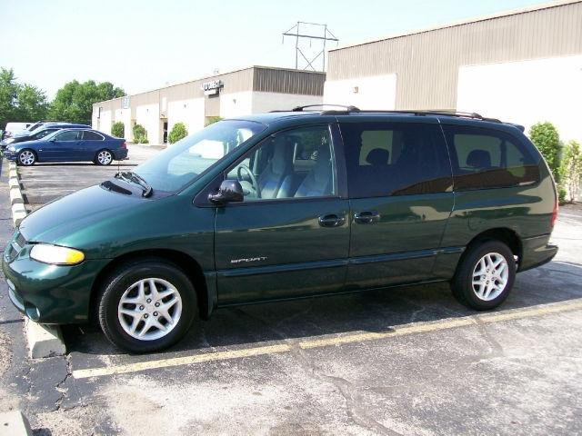 1999 dodge grand caravan sport for sale in overland park. Black Bedroom Furniture Sets. Home Design Ideas