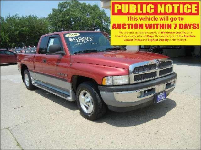1999 dodge ram 1500 laramie for sale in ottawa illinois for Sierra motors ottawa il