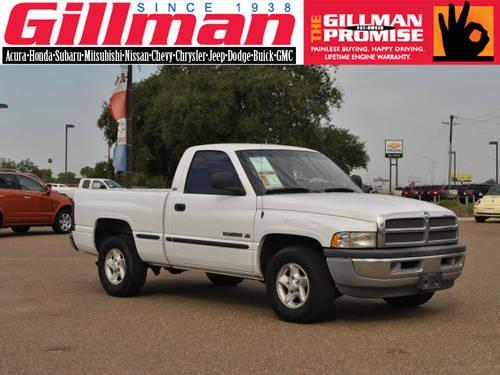 Gillman Harlingen Tx >> 1999 Dodge Ram 1500 Pickup Truck Laramie SLT for Sale in