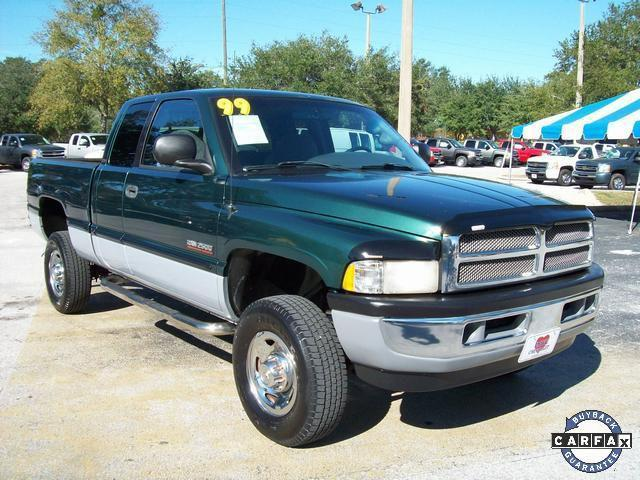 1999 Dodge Ram 2500 For Sale In Inverness  Florida