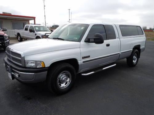 1999 dodge ram 2500 truck extended cab lwb 5 9l for sale. Black Bedroom Furniture Sets. Home Design Ideas