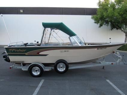 FISHING BOATS FOR SALE IN RENO NV